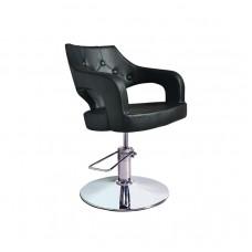 ARCOBALENO Radna stolica DIVE 8160A - P4(KRUG) crna