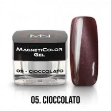 MYSTIC NAILS MagnetiColor Gel - 05 - Cioccolato - 4g