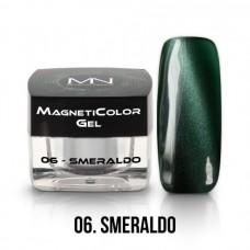 MYSTIC NAILS MagnetiColor Gel - 06 - Smeraldo - 4g