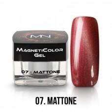 MYSTIC NAILS MagnetiColor Gel - 07 - Mattone - 4g