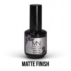 MYSTIC NAILS Gel Polish - Matte Finish 12 ml