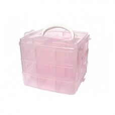 MYSTIC NAILS Pink Nail Art Box