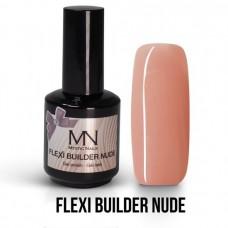 MYSTIC NAILS Flexi Builder Nude Gel-Lak 12 ml