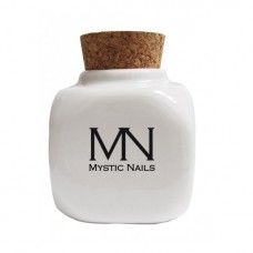 MYSTIC NAILS Posuda za Liquid - bela (Profesionalna)