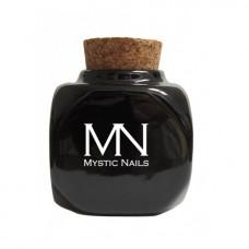 MYSTIC NAILS Posuda za Liquid - crna (Profesionalna)