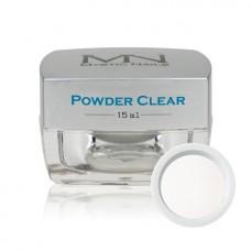 MYSTIC NAILS Powder Clear - 15 ml