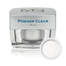 MYSTIC NAILS Powder Clear - 30 ml