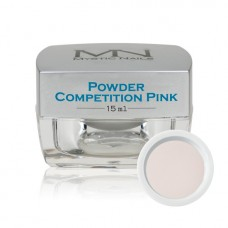 MYSTIC NAILS Powder Competition Pink - 15 ml
