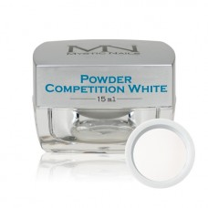 MYSTIC NAILS Powder Competition White - 15 ml