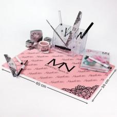 MYSTIC NAILS silikonska podloga - pink