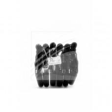 PRO 4U Klipsne za kosu ABS CIK-CAK 6/1