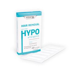 VELVETIC HypoAllergenic trake za depilaciju lica, tela i bikini zone 48 kom.