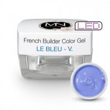 MYSTIC NAILS French Builder Color Gel - V. - le Bleu -15g