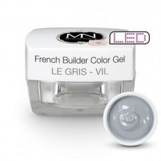 MYSTIC NAILS French Builder Color Gel - VII. - le Gris -15g