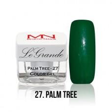 MYSTIC NAILS LEGRANDE color gel - no.27. - Palm Tree - 4 g