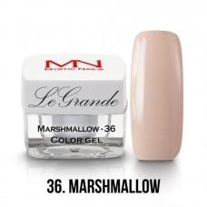 MYSTIC NAILS LEGRANDE color gel - no.36. - Marshmallow - 4g