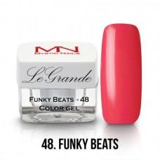 MYSTIC NAILS LEGRANDE color gel - no.48. - Funky Beats - 4g