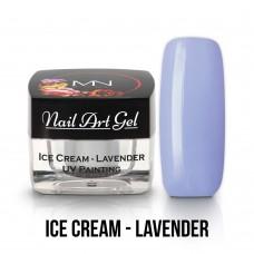 MYSTIC NAILS UV Painting Nail Art Gel - Ice Cream - Lavender - 4g