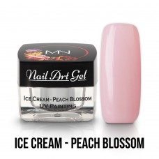 MYSTIC NAILS UV Painting Nail Art Gel - Ice Cream - Peach Blossom - 4g