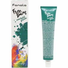 FANOLA FREE PAINT Direktna boja za kosu EMERALD GREEN 60ml
