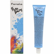 FANOLA FREE PAINT Direktna boja za kosu PURE AQUA 60ml