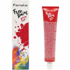 FANOLA FREE PAINT Direktna boja za kosu SPICY RED 60ml