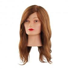 "Trening glava za frizere ""Naturel"" - 40cm"