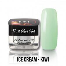 MYSTIC NAILS UV Painting Nail Art Gel - Ice Cream - Kiwi - 4g