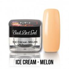 MYSTIC NAILS UV Painting Nail Art Gel - Ice Cream - Melon - 4g