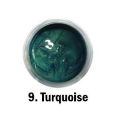 MYSTIC NAILS Akrilna boja - br.09. - Turquoise - Metalik boja