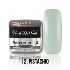 MYSTIC NAILS UV Painting Nail Art Gel - 12 - Pistachio - 4g