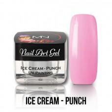 MYSTIC NAILS UV Painting Nail Art Gel - Ice Cream - Punch - 4g