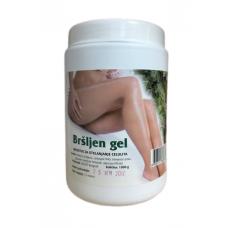 IZOHIT bršljen gel - anticelulit program 1kg