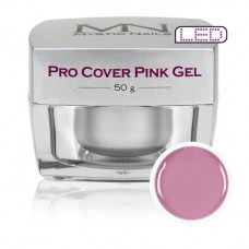 MYSTIC NAILS Classic Pro Cover Pink Gel - 50 g