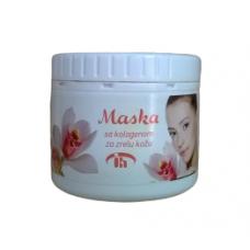 IZOHIT Maska sa kolagenom za zrelu kožu 200ml