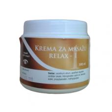 IZOHIT krema za masažu RELAX-1 500ml
