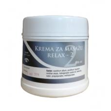 IZOHIT krema za masažu RELAX-2 500ml