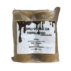 IZOHIT topli vosak za depilaciju ČOKOLADA 1kg