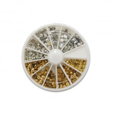 Cirkoni Acrylic Stone Set IB50-00