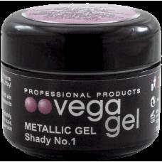 VEGA METALIC GEL SHADY 5ml