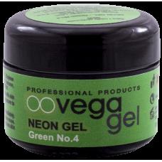 VEGA NEON GEL GREEN 5ml