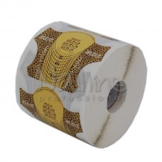 2M BEAUTY papirni šabloni za izlivanje - TIGRASTI