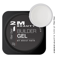 2M BEAUTY fiber CLEAR gel 30g