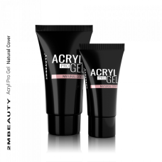 2M BEAUTY ACRYL PRO GEL - NATURAL COVER 30g
