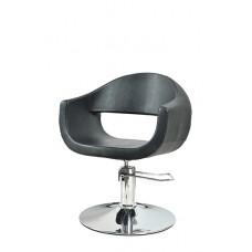 ARCOBALENO radna stolica JAPURA - P4(KRUG) CRNA