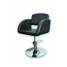 ARCOBALENO radna stolica NEN - P4(KRUG) CRNA