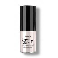 AURA baza za šminku sjajne završnice STROBING CREAM Night Life 16ml