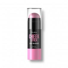 AURA Rumenilo u stiku Pink Breezer CHEEK STICK 6,5g