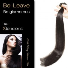 BE-LEAVE Remy prirodna kosa na keratinu 55cm-1