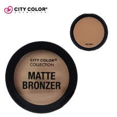 CITY COLOR Mat bronzer CARAMEL 8.95g